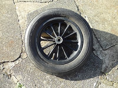 Sinclair C5 Wheel complete with tyre and tube