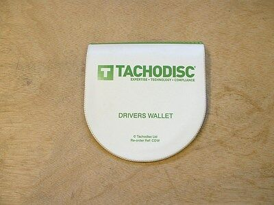 Coach & Bus Drivers Tacho Wallet