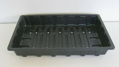 20 X Full Size Standard Seed Trays (With Drainage Holes)