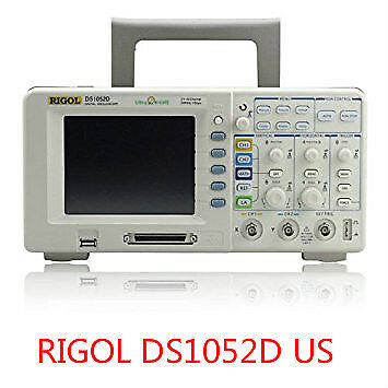 2017 Portable OWON VDS1022L USB Isolation PC Digital Oscilloscope 25MHz 2-CH