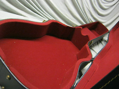 1970 GUILD D 35 ACOUSTIC CASE -- made in USA
