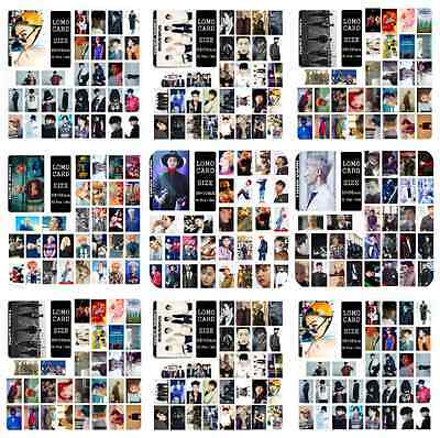 Lot of set cute KPOP BIGBANG Personal Collective Photocard Poster Lomo Cards