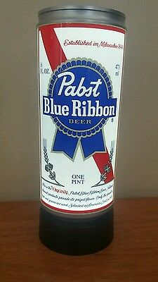 Pabst Blue Ribbon PBR Illuminated Can 16oz Display Can Light