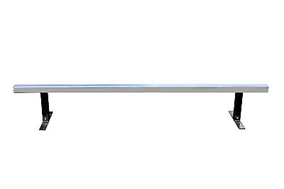 Skate Grind Rail with Square top edge