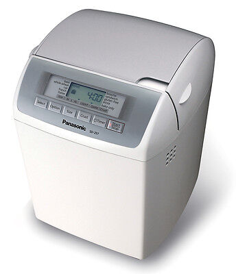 **bargain** Panasonic Sd-257Wxc Automatic Bread Maker With Seed/nut Dispenser