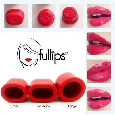Brand New Natural Lip Plumper Enhancer Fuller Pout Full Lip Suction Device