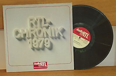 LP RTL-CHronik 1979; Spotnicks, Mike Krüger, Boney M., Mister K.,
