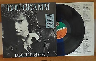 LP Lou Gramm, Long Hard Look