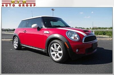 2007 Mini Cooper S Hardtop 2007 Mini Cooper Hardtop S Immaculate One Owner Low Miles Leather & More!