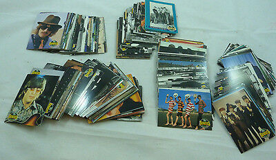 THE BEATLES 1993 River Group Inc. Complete 220 Base Card SET