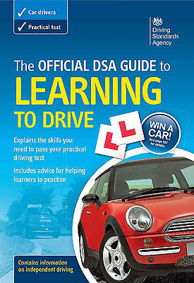 The Official DVSA Guide to Learning to Drive Book by Driving Standards Agency