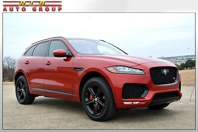 2017 Jaguar Other F-PACE S Luxury Technology Package 2017 Jaguar F-PACE S 4,188 Miles Simply Still Like Brand New! MSRP $71,785.00