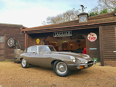 Jaguar E-Type S2 F.h.c, U.k R.h.d, Matching Numbers, 65,000 Miles From New.