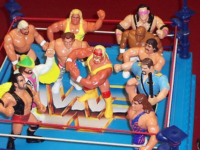 Vintage WWF (WWE) Hasbro Loose Figures + Tag Teams - Over 50 available!