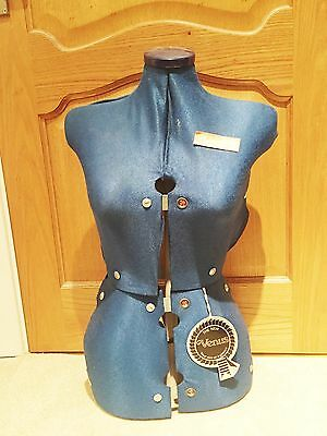 Venus Dressmakers Mannequin Tailors Dummy Dress Form Turn and Lock