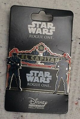 Star Wars Rogue One  Marquee Pin LE 300 DSSH DSF