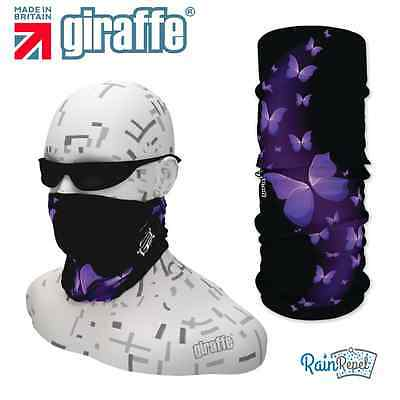 G324 Butterflies Balaclava Bandana Face Mask NeckTube Scarf Snood Warmer headgea