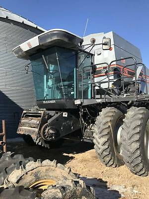 1994 Gleaner R-72 with (2)-Headers