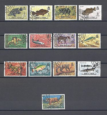 BELIZE 1974 362/74 USED Cat £11.50