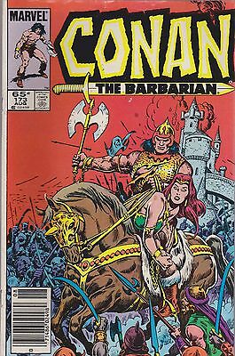 Conan The Barbarian #173 Marvel 1985 Combined Shipping Available