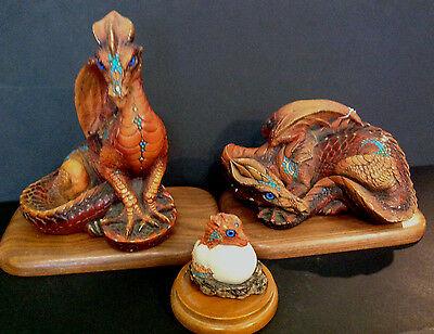 Windstone  Editions Vintage Mother Dragon