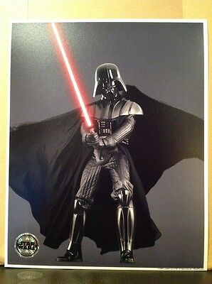 Star Wars Episode 3 Revenge of the Sith Darth Vader Official Pix Photograph