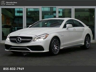 2015 Mercedes-Benz CLS-Class 4Matic Sedan 4-Door CLS63 S AMG, MB CERTIFIED PRE-OWNED, CLEAN, WELL KEPT VEHICLE!!!!