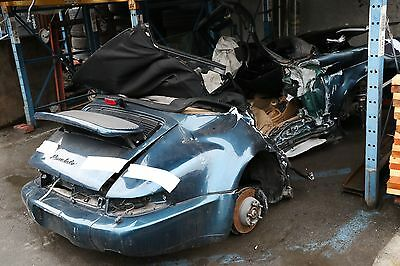 Porsche 911 964 American Roadster Chassis Parts Available Body Wheels Salvage