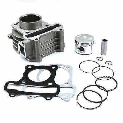 Chinese Engine Gy6 50 Cylinder Kit Bore Kit 70Cc 44Mm Piston Kit Pulse Scout