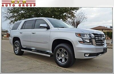2016 Chevrolet Tahoe LT Luxury Package Z71 4x4 2016 Tahoe LT Luxury Package Entertain Z71 4x4 Low Miles Loaded! MSRP $64,750.00