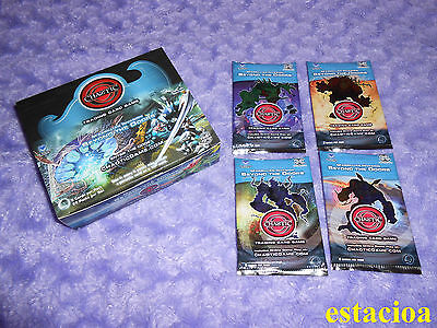 M'arrillian Invasion: Beyond the Doors Chaotic Trading Cards EMPTY Box and Packs