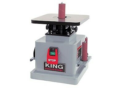 King Canada Tools KC-OVS -TL OSCILLATING SPINDLE SANDER Ponceuse Verticale