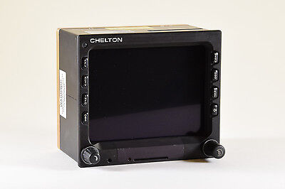 Chelton IDU-III Integrated Integrated Display Unit with 8130