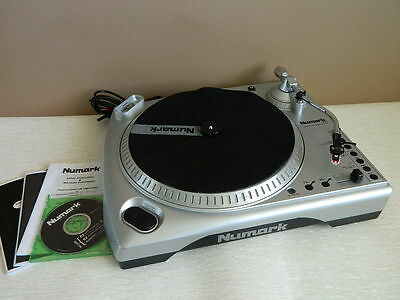 Numark TTi USB Turntable with Universal Dock for iPod Convert Records to Digital