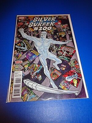 Marvel Silver Surfer 50th Anniversary Issues #3 & #6 (#200) 2016