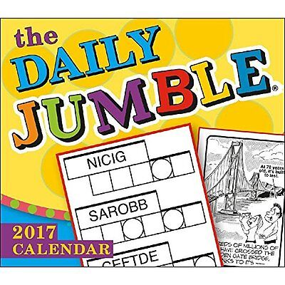 Daily Jumble 2017 Daily