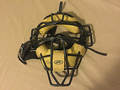 Rawlings Adult PWMX Catchers Or Umpires Face Protector Mask FAST Free Shipping!