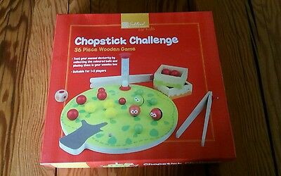 CHILDRENS wooden GAME NEARLY NEW GREAT CONDITION