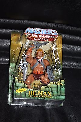 Masters Of The Universe Classics: Original He-Man Figure Brand New