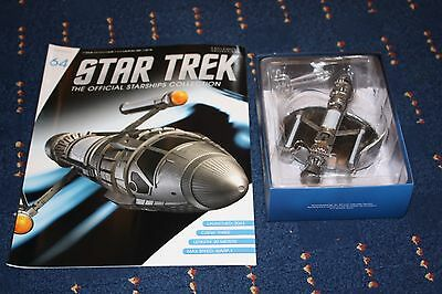 Star Trek Eaglemoss Issue 64 Phoenix Star Ship