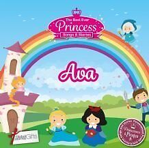 Princesses and Pirates - Personalised Songs & Stories for Kids (Ava)