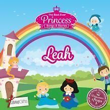 Princesses and Pirates - Personalised Songs & Stories for Kids (Leah)