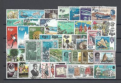 FIJI 1967-70 Commemorative Sets Cat £5.70