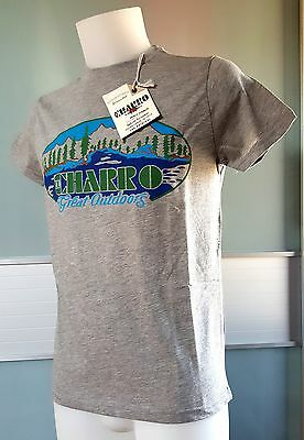 """el Charro"" T-Shirt Grigio (Tg.xl) Great Outdoors Anni 80 Style (Paninaro)"