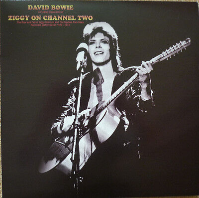 David Bowie – Ziggy On Channel Two - The Rise And Fall Of Ziggy Stardust LIVE