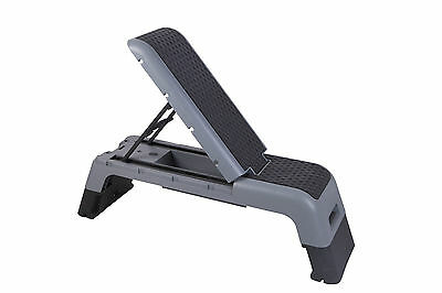 Professional Workout Bench / Stepper - multi configuration Step Bench