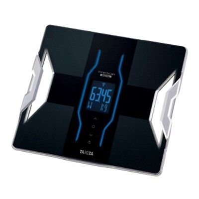 Tanita body composition indicator inner scan dual RD-901-BK iPhone display 50g