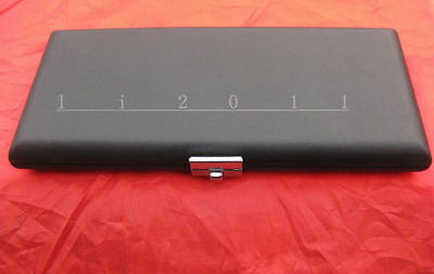 1 pcs New Bassoon reeds case for 10 reeds,  Material:PU leather
