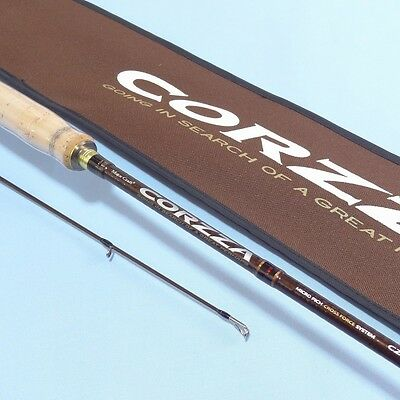 Major Craft CORZZA CZS-652ML Spinning 2 piece Fishing Rod NEW BASS Carbon