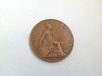 1906 One Penny